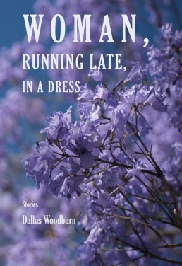 woman running late cover