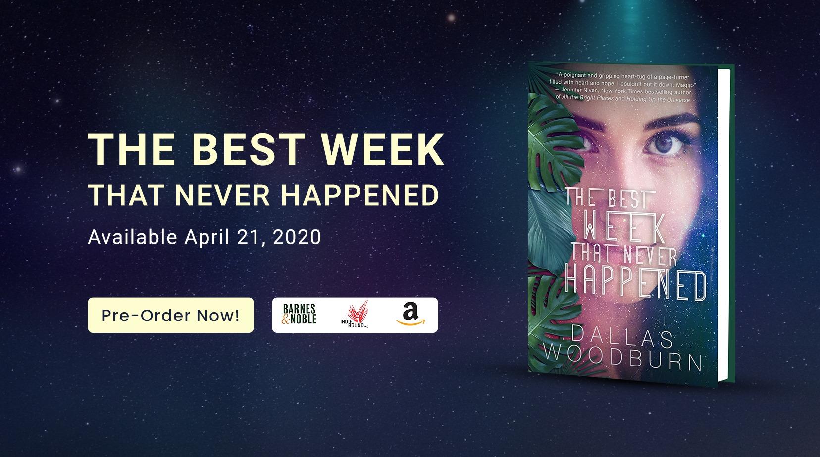 best week facebook cover
